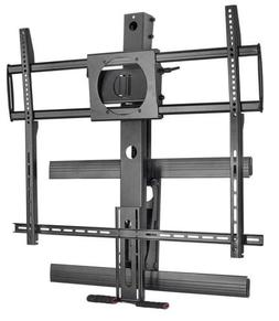 "Mount-It! Fireplace TV Mount Fit 50-100"" TV Pull Down Heavy"
