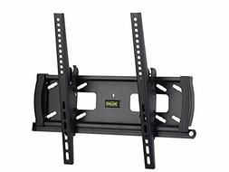 Mount-It! Locking Anti Theft TV Wall Mount with Tilt and Hei