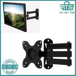 Mount-It Tv Wall Mount Universal Fit For 19 20 24 27 32 34 3