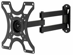 "Mount-It! TV Wall Mount with Full Motion Arm for 20"" 24"" 28"""
