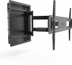 Kanto Recessed In-Wall Full Motion TV Mount for 46-inch to 8