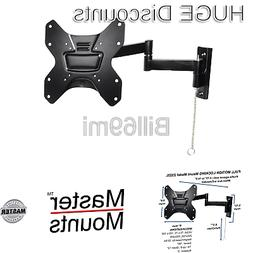 Rv Tv Mount, Lockable With Chain Release, 2322L Full Motion