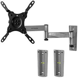 Mount-It! RV TV Mount, Lockable Full Motion TV Wall Mount De