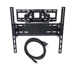"VideoSecu Swivel Articulating TV Wall Mount for Most 32"" 37"""