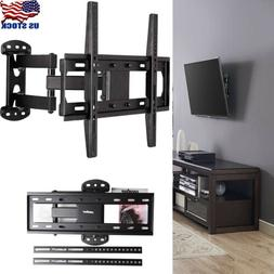 Swivel Solid Strong Arm TV Wall Mount Bracket for 26-55 inch