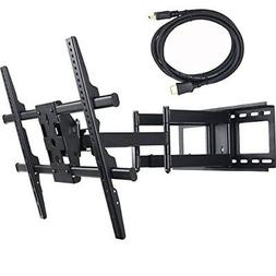 """VideoSecu Swivel TV Wall Mount for most 37~70"""" Flat Panel TV"""