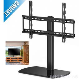 Fenge Swivel Universal TV StandBase Tabletop TV Stand with m