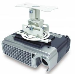 Atdec TH-WH-PJ-FM Flush to Ceiling Projector Mount for Displ