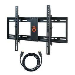 "ECHOGEAR Tilting Low Profile TV Wall Mount for 32-70"" LED, L"