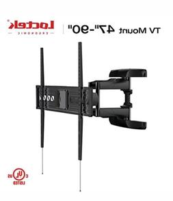 TV Ceiling & Wall Mounts Bracket Articulating Swivel Tilt LC