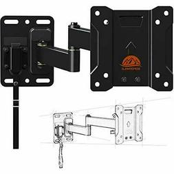 TV Ceiling & Wall Mounts Mount For Camper RV Full Motion Loc