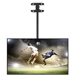 """Happyjoy TV Ceiling Mount Adjustable Fits most 26-55"""" LCD LE"""