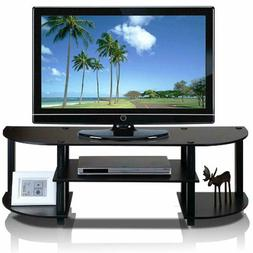 TV Stand For Flat Screens 40 Inch Wide Storage Media Console