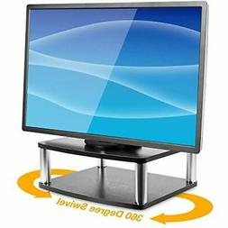 tv turntables mount it stand for monitor