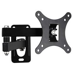 JaiHo TV Wall Bracket Monitor Mount, Ultra Slim Tilt Swivel