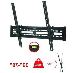 tv wall mount bracket 15 tilt swivel