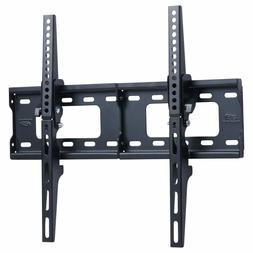 "TV Wall Mount Bracket Flat 15° Tilt Swivel For 32""40""42""46"""