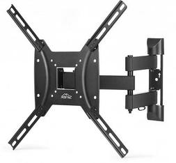 SIMBR TV Wall Mount Bracket for 17-55' LED, LCD, Curved, Pla