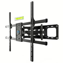 """PERLESMITH TV Wall Mount Full Motion 50"""" to 90"""" LED LCD OLED"""