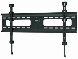 Ultra-Slim Black Flat/Fixed Wall Mount Bracket for JVC Emera
