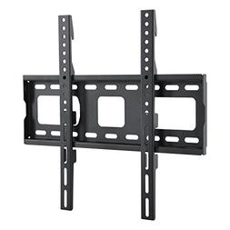 Ultra Slim Fixed TV Wall Mount for 15-42 inch LCD LED 3D Pla