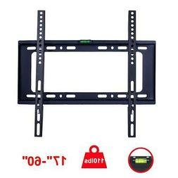 Ultra Slim TV Wall Mount Bracket for 26 30 32 37 42 46 47 50