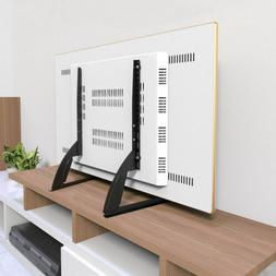 Universal Replacement Bracket TV Stand Tabletop TV Base Stan