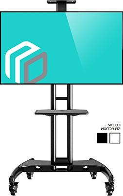 """Universal Mobile TV Stand Rolling TV Cart for 32"""" – 65 I"""