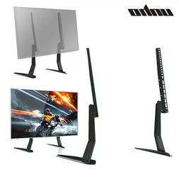"""Universal Table TV Stand Desktop Mounts Two Legs for 17""""- 55"""