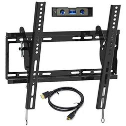 """Everstone Universal Tilting TV Wall Mount for 23-55"""" Flat Sc"""