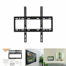 Flat Tilting 15 TV Wall Mount 26 30 32 42 48 52 55 LED LCD f