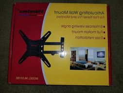 VideoSecu ML531BE Articulating Wall Mount for Flat Panel TVs